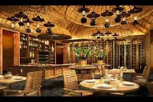 Image that shows the Interior of the Chinese Restaurent that resembles the Leading Interior Designers, Dwellion.